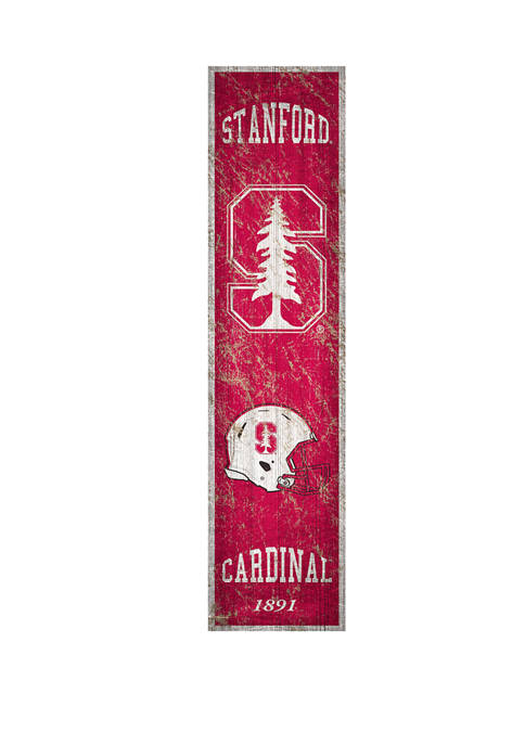 Fan Creations NCAA Stanford Cardinals 6 in x