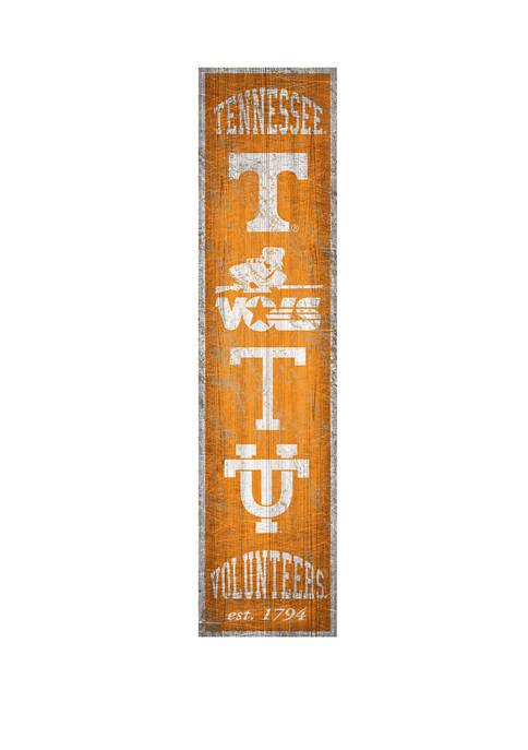 Fan Creations NCAA Tennessee Volunteers 6 in x