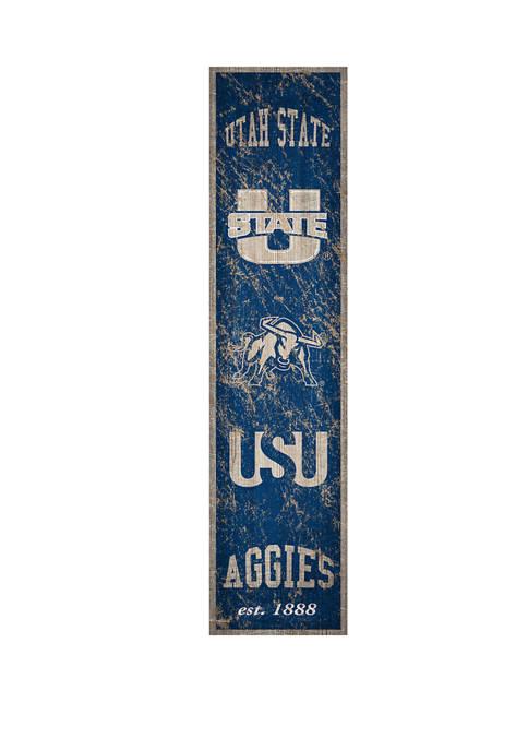 Fan Creations NCAA Utah State University Aggies 6
