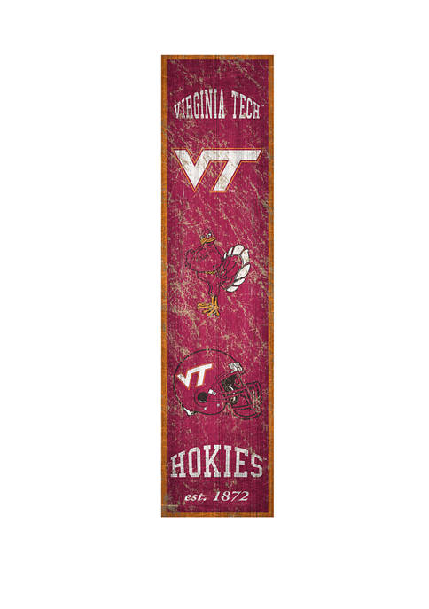Fan Creations NCAA Virginia Tech University Hokies 6