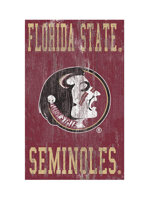 Fan Creations NCAA Florida State Seminoles 11 in