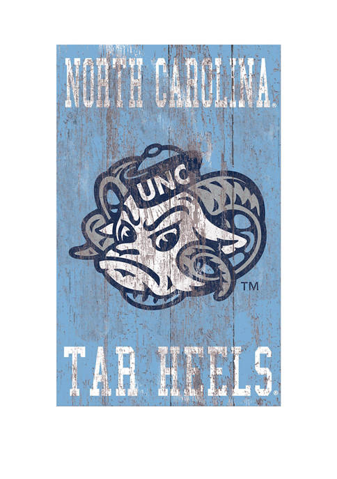 Fan Creations NCAA North Carolina Tar Heels 11