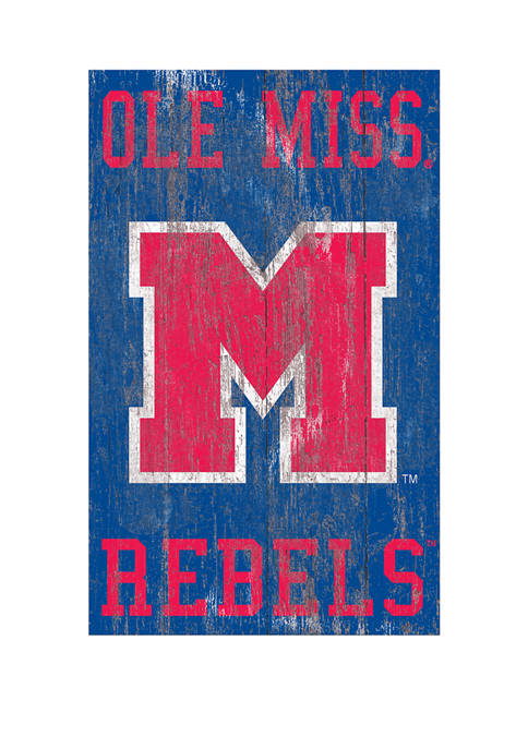 Fan Creations NCAA Ole Miss Rebels 11 in