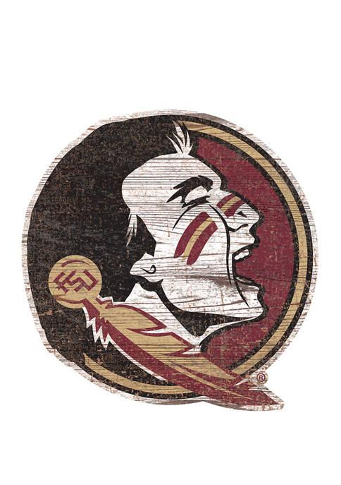 Fan Creations NCAA Florida State Seminoles Distressed Logo