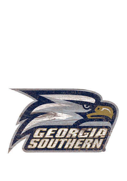 Fan Creations NCAA Georgia Southern University Eagles Distressed
