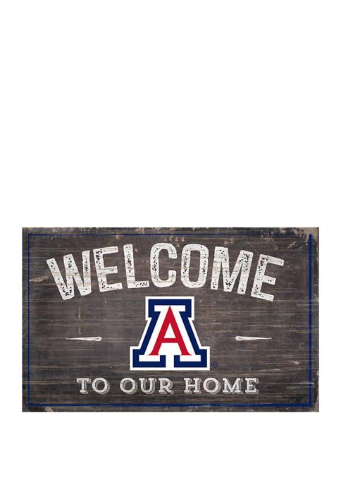 Fan Creations NCAA Arizona Wildcats 11 in x