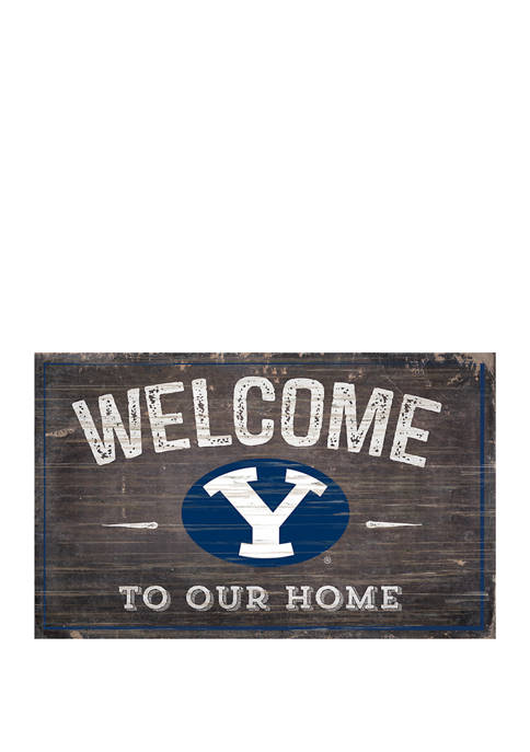 Fan Creations NCAA BYU Cougars 11 in x