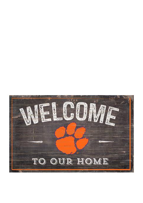 Fan Creations NCAA Clemson University Tigers 11 in