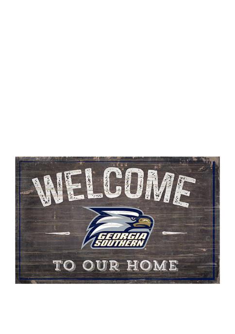 Fan Creations NCAA Georgia Southern Eagles 11 in