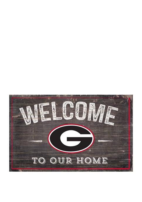 Fan Creations NCAA University of Georgia Bulldogs 11
