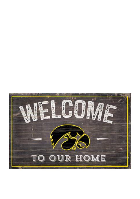 Fan Creations NCAA Iowa Hawkeyes 11 in x