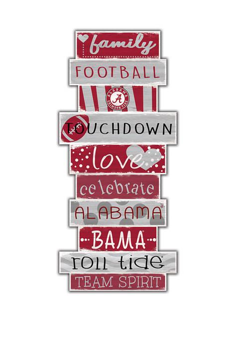 Fan Creations NCAA University of Alabama Crimson Tide