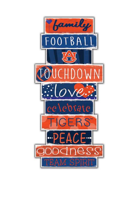 Fan Creations NCAA Auburn University Tigers 24 Inch