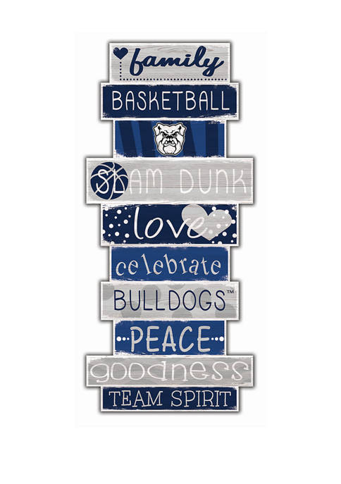 Fan Creations NCAA Butler University Bulldogs 24 Inch