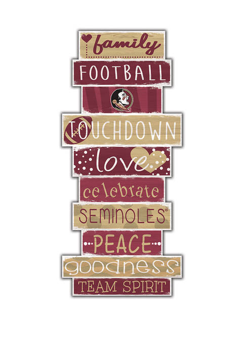 Fan Creations NCAA Florida State University Seminoles 24