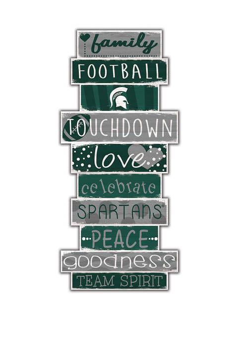 Fan Creations NCAA Michigan State Spartans University