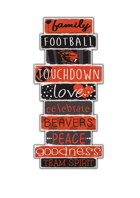 Fan Creations NCAA Oregon State Beavers Celebrations Stack