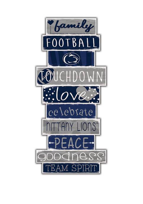 Fan Creations NCAA Penn State Nittany Lions 24