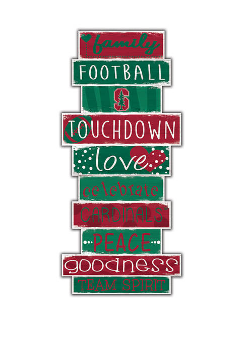 Fan Creations NCAA Stanford Cardinals Celebrations Stack 24