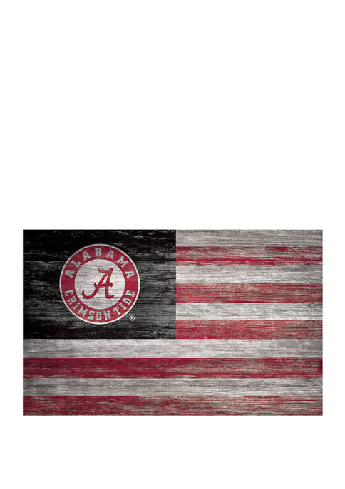 Fan Creations NCAA Alabama Crimson Tide 11 in