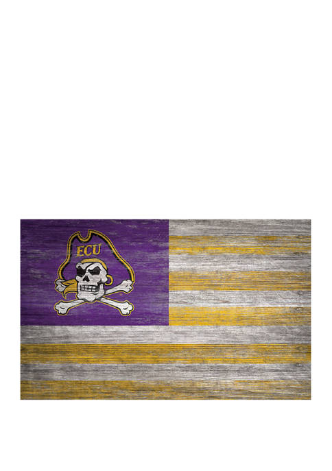 Fan Creations NCAA East Carolina Pirates 11 in