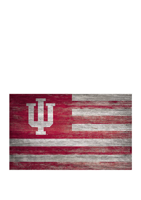 Fan Creations NCAA Indiana Hoosiers 11 in x