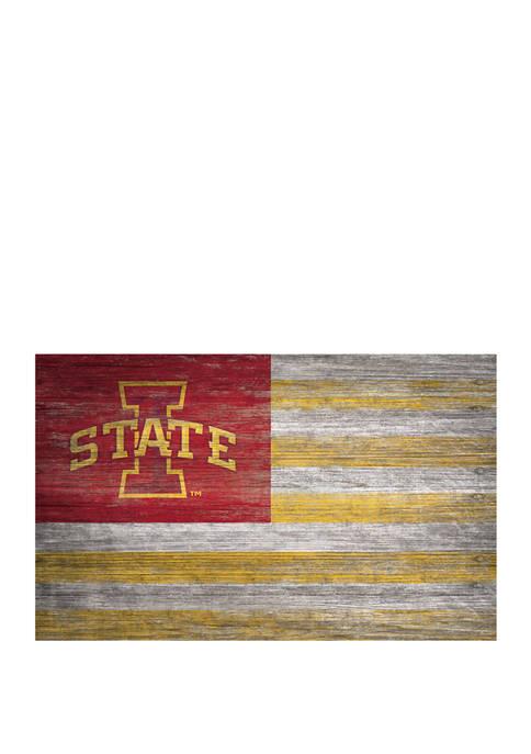 Fan Creations NCAA Iowa State Cyclones 11 in