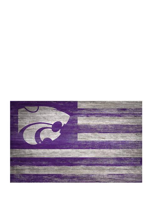 Fan Creations NCAA Kansas State Wildcats 11 in