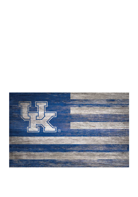 Fan Creations NCAA Kentucky Wildcats 11 in x