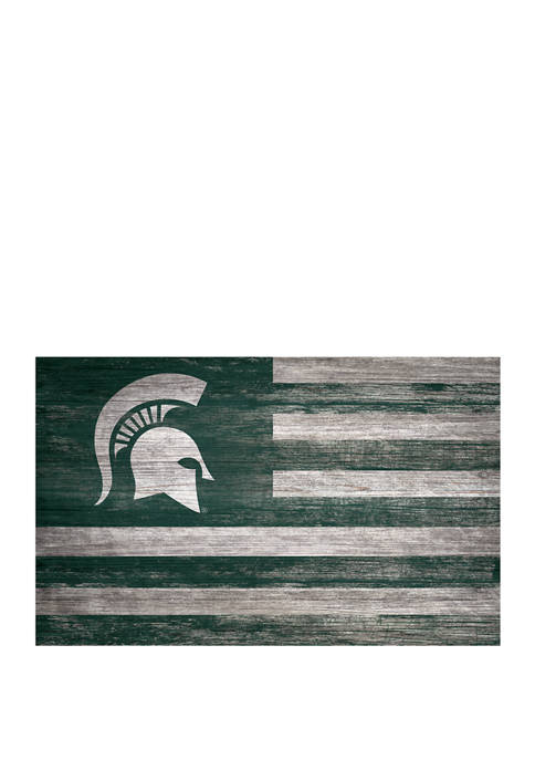 Fan Creations NCAA Michigan State Spartans 11 in
