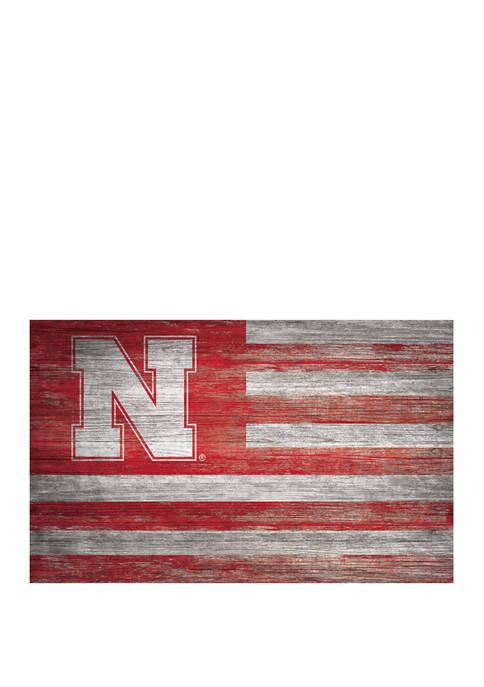 Fan Creations NCAA Nebraska Cornhuskers 11 in x