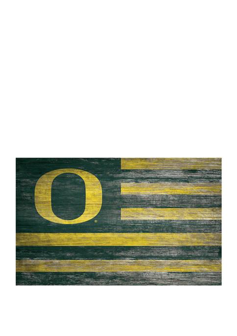 Fan Creations NCAA Oregon Ducks 11 in x