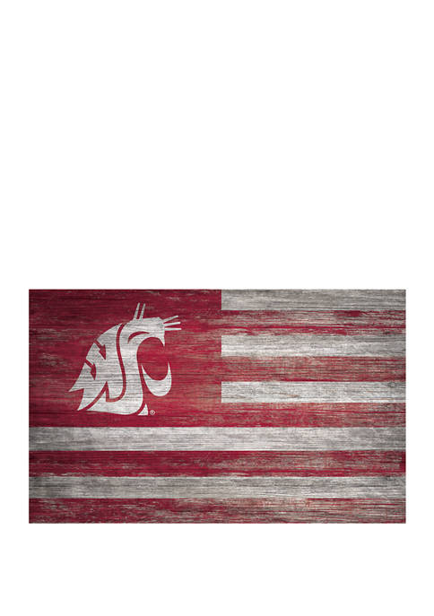 Fan Creations NCAA Washington State Cougars 11 in