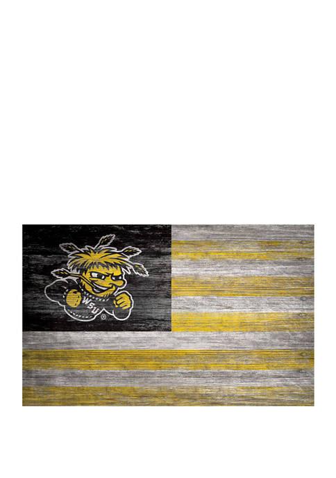Fan Creations NCAA Wichita State Shockers 11 in