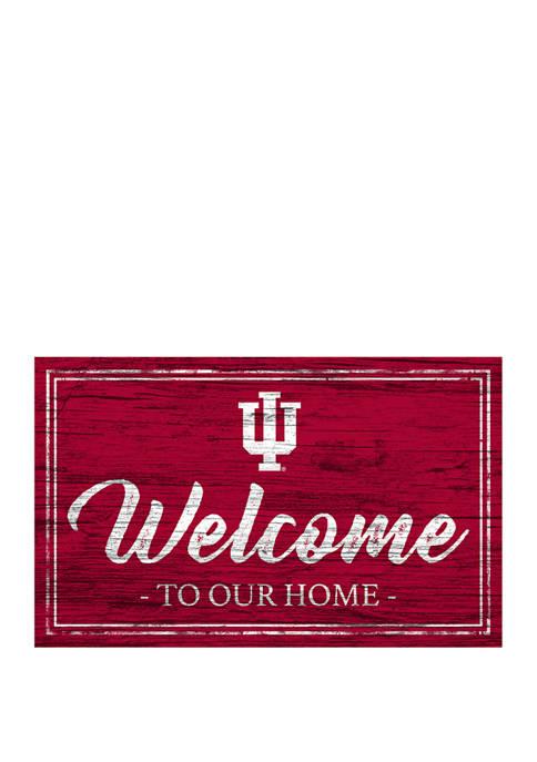 Fan Creations NCAA Indiana Hoosiers 11 in x