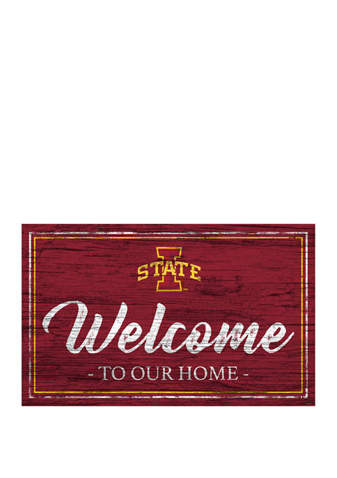Fan Creations NCAA Iowa State Sycamores 11 in