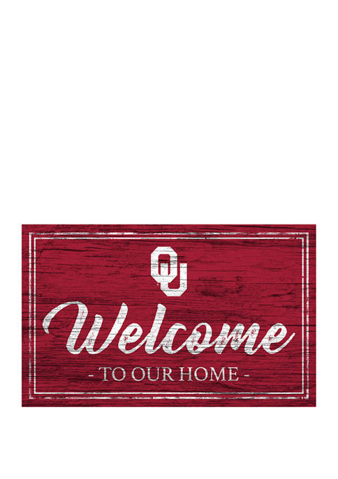 Fan Creations NCAA University of Oklahoma Sooners 11