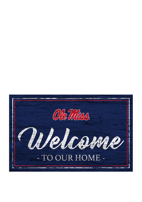 Fan Creations NCAA Ole Miss Rebels 11 Inch