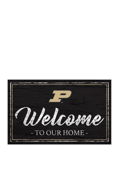 Fan Creations NCAA Purdue Boilermakers 11 in x