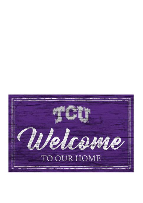 Fan Creations NCAA TCU Horned Frogs 11 in
