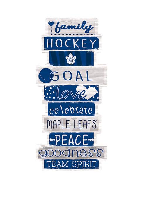 Fan Creations NHL Toronto Maple Leafs 24 Inch