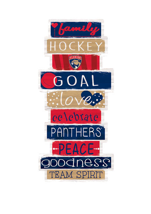 Fan Creations NHL Florida Panthers 24 Inch Celebrations