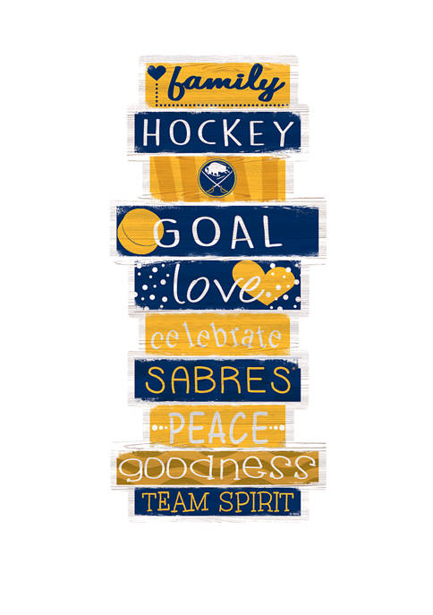 Fan Creations NHL Buffalo Sabres 24 Inch Celebrations