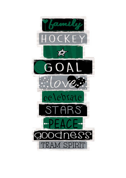 Fan Creations NHL Dallas Stars 24 Inch Celebrations