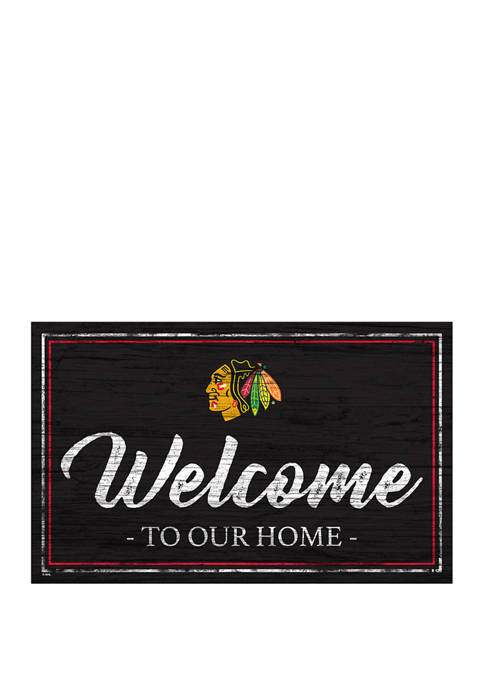 Fan Creations NHL Chicago Blackhawks 11 in x