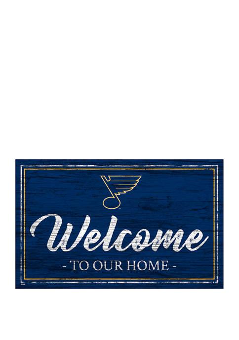 Fan Creations NHL St. Louis Blues 11 in
