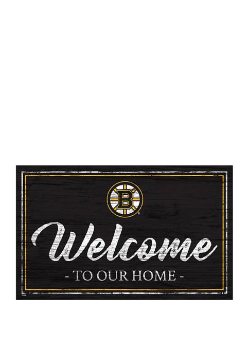 Fan Creations NHL Boston Bruins 11 in x