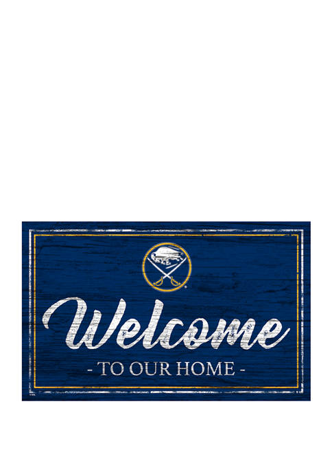 Fan Creations NHL Buffalo Sabres 11 in x
