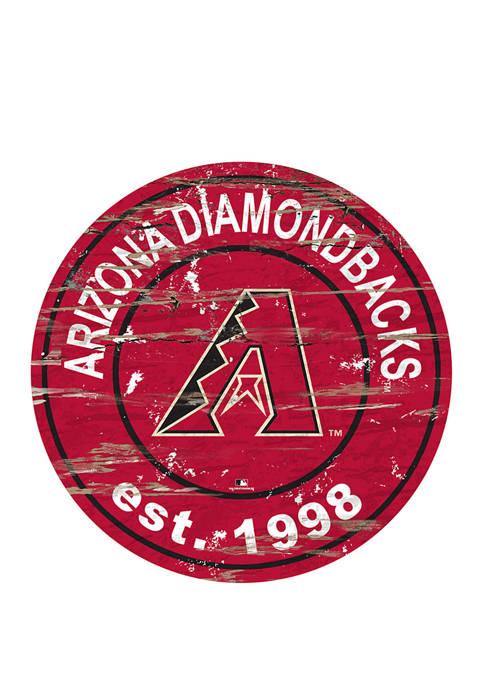 Fan Creations MLB Arizona Diamondbacks 24 Inch Established