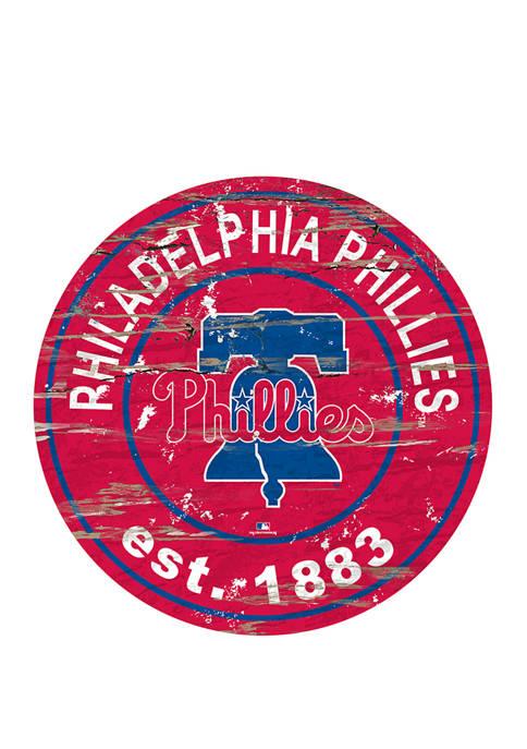 Fan Creations MLB Philadelphia Phillies 24 Inch Established